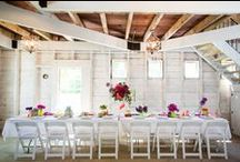 The Barn at Hardy Farm / Our barn is the perfect place to host your rustic Maine barn wedding.