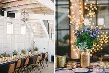 DIY Barn Wedding Ideas