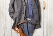 Dress for success - Men's office wear / Dress for success in the office, for your corporate job or interviewing needs.