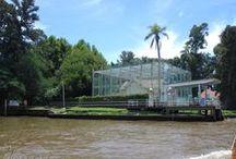 Tigre, Buenos Aires / Tigre ofrece una escapada natural a distintos lugares en el delta y el continente http://www.liveargentina.com/tigre/