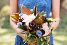 Wedding Color Crush: Blue