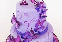 Pretty Cakes by others / This is a collection of Cakes that inspire me.