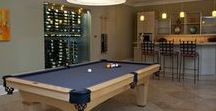 Basement Design: Media, Game, and Bar Ideas / Basement Design come in all sizes, styles for all ages. Small budgets to blow up the budget and add another fuse box!