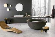 Modern Bathrooms Ideas / modern master bathroom selections, contemporary bathrooms,