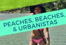 Peaches, Beaches, & Urbanistas / Travel stories & personal photos from my travel blog | Adrienne and Kristen, BFFs from DC/Maryland, now live many miles apart in Atlanta and Thailand. They share their travel tales and what it's like to step out of their comfort zones as they embrace new post-collegiate lives and new cities.