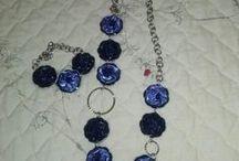 NESPRESSO Nespr <3 my creations / le mie creazioni:gioielli con capsule nespresso
