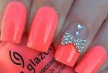Nails~ / cute nail styles / by Daisy Zanni21
