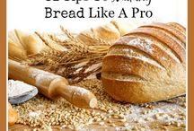 Zelf brood bakken / Recepten en omschrijvingen voor zelf brood bakken