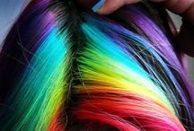 Hair color / The best color in the whole world is the one that looks good on you !