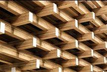 Estructuras de madera. Sistemas apilados y troncos