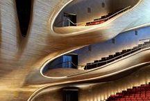Acústica y madera