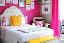 Girls Bedroom Design & Decoration