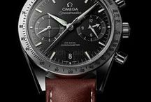 Watches / The watches like women, one I like, the other doesn't. Not the rank is important, not the how rich! I like or not!! Omega Speedmaster is my favorite! ...I'm Chronograph fan!