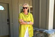 Fashion for Women Over 50 / Fashion for Women over 50. Over 50 women's fashion. Robin LaMonte shares her fashion style as a woman over 50. women over 50 - www.helloim50ish.com