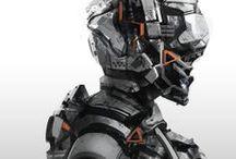 Robotic Entities