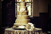 Wedding Cakes by Party Flavors Custom Cakes / wedding cakes, designer wedding cakes, orlando wedding cakes, custom wedding cakes, creative wedding cakes, tiered wedding cakes