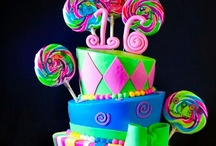 Sweet 16 Birthday Cakes by Party Flavors / sweet sixteen birthday cakes, 16 birthday, orlando sweet sixteen cakes