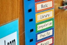 Classroom Organization / by Jeanette Rivera