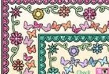 Cute Borders and Clipart / by Jeanette Rivera