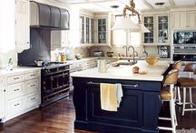 kitchen confidential / so perfect kitchen ideas / by Mary Lab-Mar