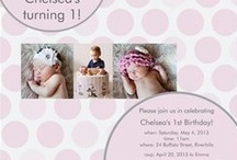 My Pink Polka Dot Party Inspiration / Planning my daughters first birthday. All things pink polka dot. Looking for ideas for food, decoration, games party bags etc