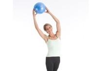 Fitness labdák
