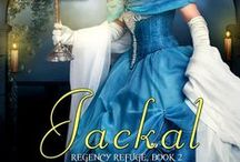 Jackal (book) / pins related to (or helping to inspire) Jackal, a Regency Refuge book, due out May 2014