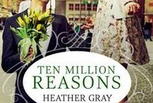 Ten Million Reasons (book) / Pins about and/or related to my book Ten Million Reasons.  :)