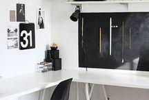 workspace / desks, workspace, creative spaces, organisation, studio, storage.