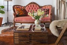 Living rooms / Living rooms- vintage/ shabby chic/ brocante