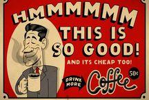 Cafééééééééé!!! / L'Art de bien commencer sa journée! / by Blackkat Kitt'nKat