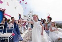 Your Wedding at Thermes Villas / Getting married is one of the most important, personal moments of your life. Enjoy your wedding in Santorini. http://goo.gl/7ijywD