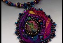 Bead Embroidery / by Sue Burleigh