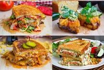 Deliciousness | Dinner & Lunch / All the Stuff I want to try. Just gorgeous food