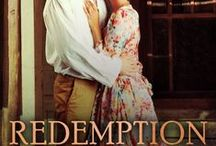 Redemption (book) / Pins related to or about the book Redemption, Ladies of Larkspur #3, due out April 2014