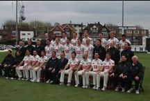 Newbery at Sussex CCC Press Day 2014