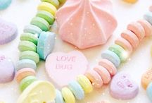 Candy colours / Sweets for my sweet...