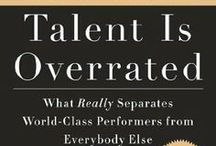 Favorite Books On Talent and Motivation