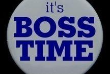 My Boss
