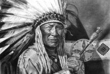 Indians / by Blackkat Kitt'nKat