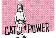 Cat Power / by Blackkat Kitt'nKat
