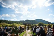 Beaver Meadows Ranch Resort Weddings / The quaint Beaver Meadows Ranch Resort is the perfect place to host a Colorado mountain wedding.