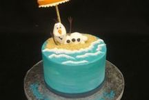 Disney Inspired Cakes by Party Flavors / Wedding and Party Cakes inspired by Disney movies and parks