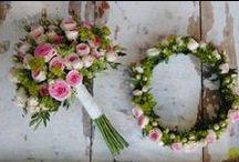 Weddings And  Bridal Bouquets / Ramos de novia, decoración y  detalles para bodas Bridal bouquets and wedding´s decoration