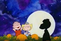 It's the Great Pumpkin! / by Lucette Kaison