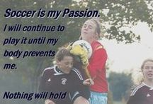 Soccer Inspiration and Motivation / Sayings, quotes & images to inspire and motivate soccer players / by Soccer605