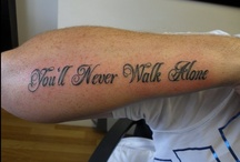 Soccer Tattoos / Everlasting Support!  Soccer-themed tats and soccer players' tats / by Soccer605
