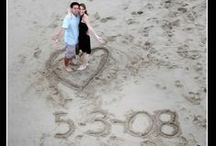 Beach Engagements, Weddings & Honeymoons / Beautiful images of destination wedding locations, amazing hotels, and all things beach-wedding related.