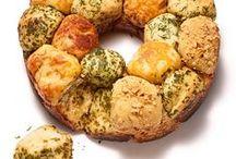 Recepten brood hartig / by Carro De jong
