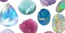Crystals / Crystals, gemstones, gems, stones and rocks rock! x